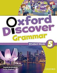 Papel Oxford Discover 5 Grammar Student Book
