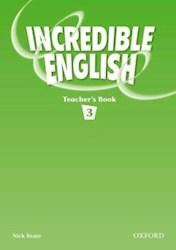 Papel Incredible English 3 Tb