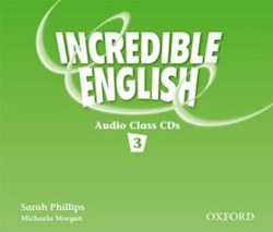 Papel Incredible English 3 Audio Class Cd