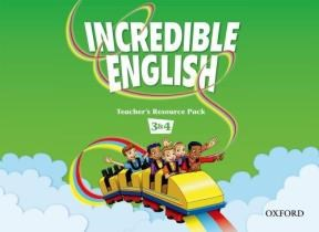 Papel INCREDIBLE ENGLISH 3 & 4 T. RESOURCE PACK