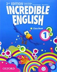 Papel Incredible English 1 2Nd Edition Class Book