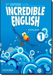 Papel Incredible English 1 2Nd Edition Activity Book