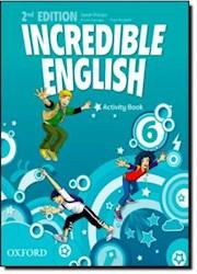 Libro Incredible English 6 Wb