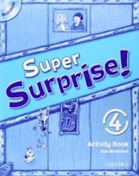 Libro Super Surprise ! 4  Activity Book