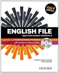 Papel English File Third Edition Upper-Intermediate Multipack B