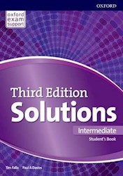 Papel Solutions Third Ed. Intermediate Student'S Book