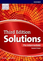 Papel Solutions Third Ed. Pre-Intermediate Student'S Book