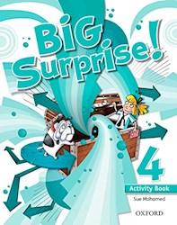 Libro Big Surprise! 4 Wb