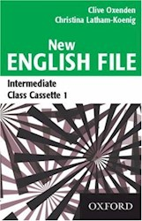 Papel *New English File Intermediate Class Cassette