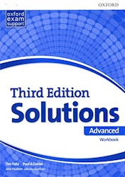 Papel Solutions Third Ed. Advanced Workbook