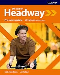 Papel Headway Fifth Ed. Pre-Intermediate Workbook