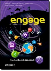 Papel Engage 2Nd Edition 2 Student Book And Workbook With Multirom