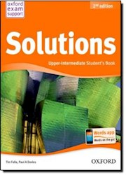 Libro Solutions  Upper Intermediate - St'S 2Nd Edition