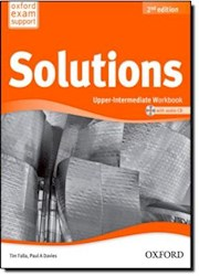 Libro Solutions  Upper Intermediate - Wb With Cd 2Nd Edition