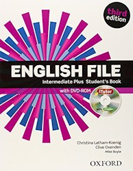 Papel English File Third Edition Intermediate-Plus Student'S Book With Itutor