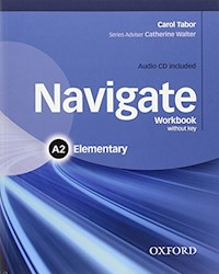 Papel Navigate Elementary A2 Workbook With Cd (Without Key)