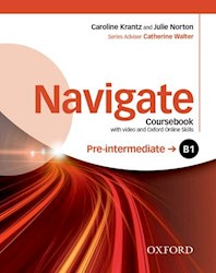 Papel Navigate Pre-Intermediate B1 Coursebook With Dvd And Online Skills