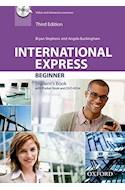 Papel INTERNATIONAL EXPRESS BEGINNER STUDENT'S BOOK PACK (3 EDITION)