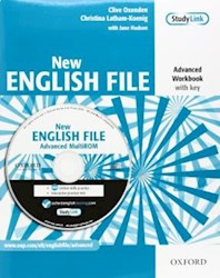 Papel New English File Workbook With Multi-Rom Pack Advanced (Sale)