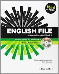 Papel English File Third Edition Intermediate Multipack B