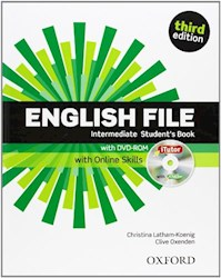 Papel English File Third Edition Intermediate Sb With Itutor And Online Skills