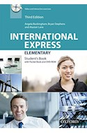 Papel INTERNATIONAL EXPRESS ELEMENTARY STUDENT'S BOOK PACK (3 EDITION)