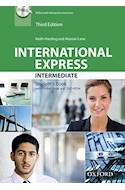 Papel INTERNATIONAL EXPRESS INTERMEDIATE STUDENT'S BOOK PACK (3 EDITION)