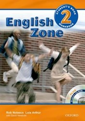 Libro English Zone 2  St-Wb +Cd