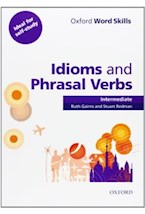Papel OXFORD WORD SKILLS INTERMEDIATE. IDIOMS AND PHRASA