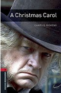 Papel A CHRISTMAS CAROL (OXFORD BOOKWORMS 3) [WITH AUDIO DOWNLOAD]