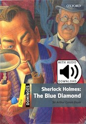 Papel Sherlock Holmes: The Blue Diamond - Mp3 Pack