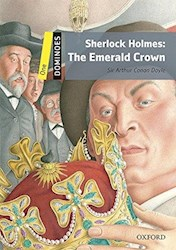 Papel Sherlock Holmes: The Emerald Crown (Dominoes 1)