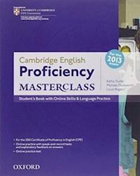 Libro Cambridge English Proficiency Masterclass St +Online Pk