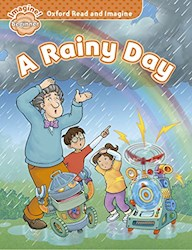 Papel A Rainy Day (Oxford Read And Imagine Beginner)