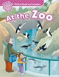 Libro Oxford Read And Imagine Starter At The Zoo