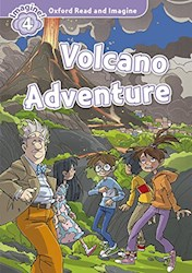 Papel Volcano Adventure (Oxford Read & Imagine Level 4)
