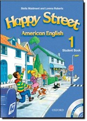 Papel Happy Street 1 American English Sb