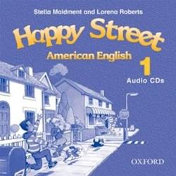 Papel Happy Street 1 American English Audio Cd