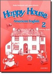 Papel Happy House 2 American English Wb