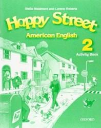 Papel Happy Street 2 American English Wb