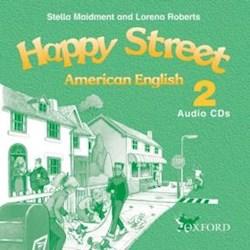 Papel Happy Street 2 American English Audio Cd