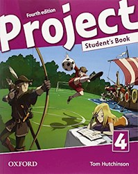 Papel Project Fourth Edition 4 Class Book