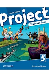 Papel Project Fourth Ed. 5 Student's Book