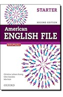 Papel AMERICAN ENGLISH FILE STARTER STUDENT'S BOOK