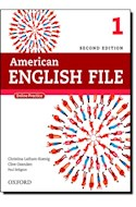 Papel AMERICAN ENGLISH FILE 1 STUDENT'S BOOK