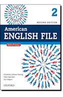 Papel AMERICAN ENGLISH FILE 2 STUDENT'S BOOK