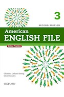 Papel AMERICAN ENGLISH FILE 3 STUDENT'S BOOK WITH ONLINE PRACTICE