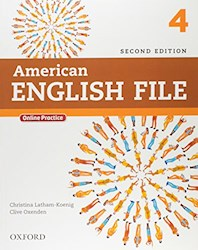 Papel American English File (Second Edition) 4 Student'S Book