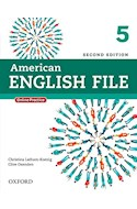 Papel AMERICAN ENGLISH FILE 5 STUDENT'S BOOK WITH ONLINE PRACTICE