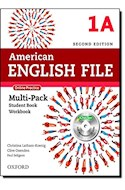 Papel AMERICAN ENGLISH FILE 1 MULTIPACK A WITH ONLINE PRACTICE